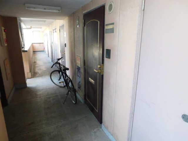 BBビル 9階 玄関ドア