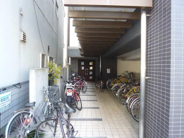 T's Dream名駅 7階 駐輪場