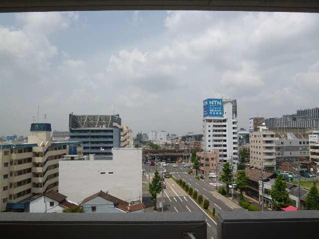 T's Dream名駅 7階 707号室からの景観