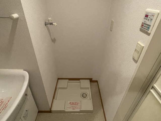 ストーンブリッジ名駅 3階 洗濯機置場