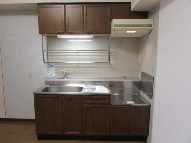 グレイス2000 5階 キッチン