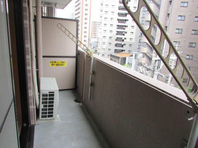 グレイス2000 5階 バルコニー