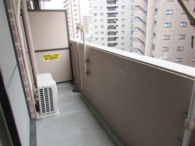 グレイス2000 7階 バルコニー