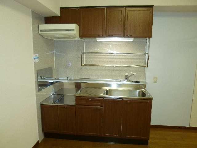 グレイス2000 10階 キッチン