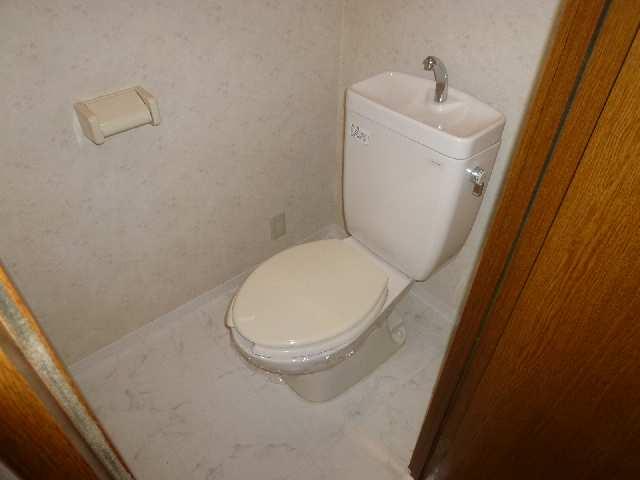 グレイス2000 10階 WC