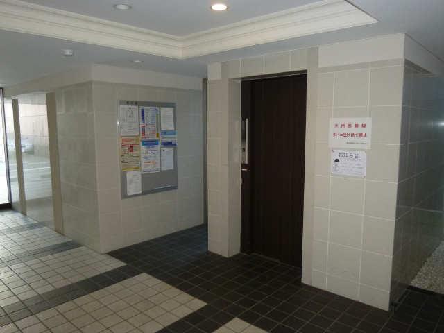 エクセレント名駅東 4階 エレベーターホール