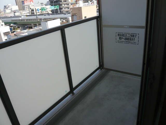 エクセレント名駅東 7階 バルコニー