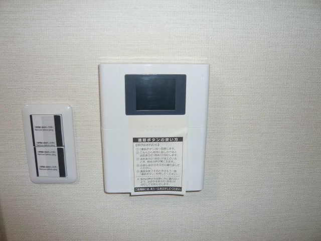 エクセレント名駅東 4階 モニター付きインターホン