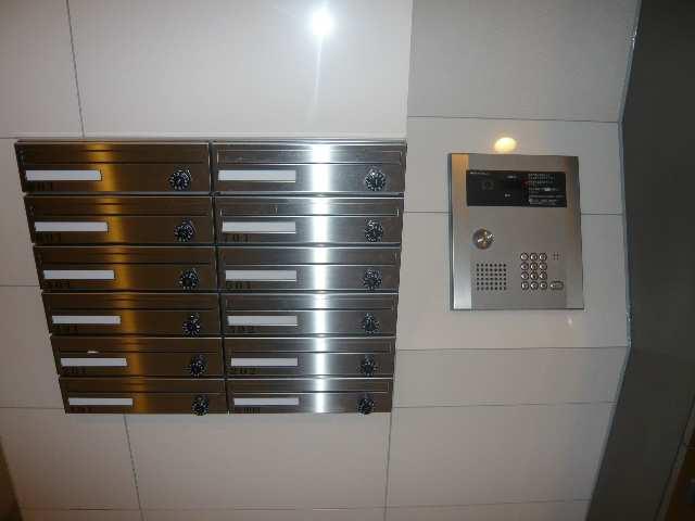 PENCIL柳橋 3階 メールBOX