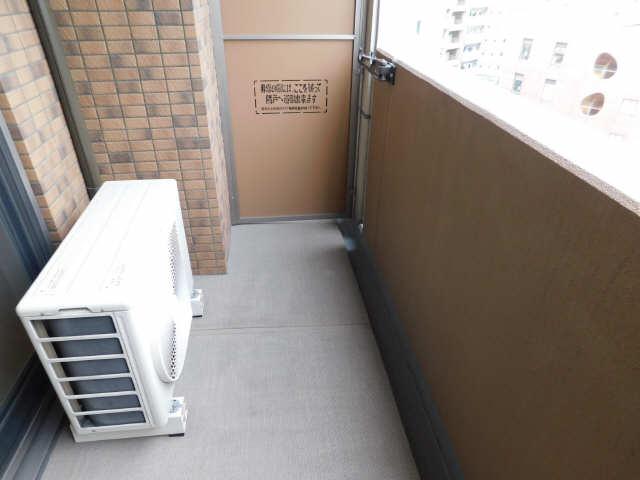 プレサンス名古屋STATIONビジュ 6階 バルコニー
