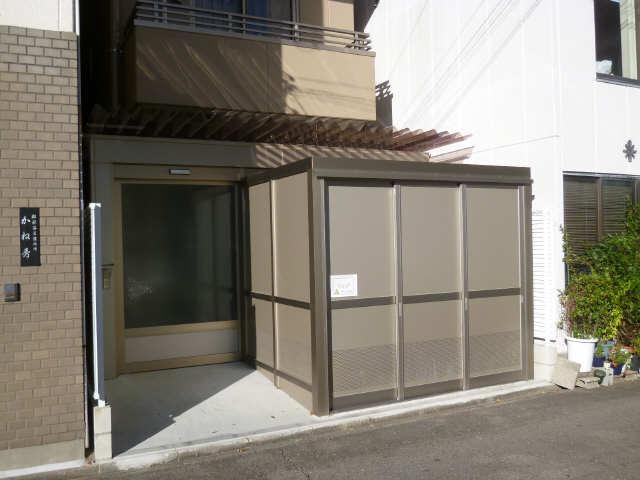 サン・名駅南ビル 9階 ゴミ置き場