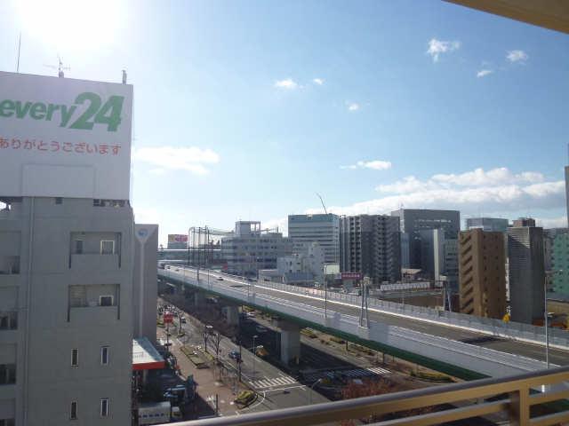 サン・名駅南ビル 9階 景観