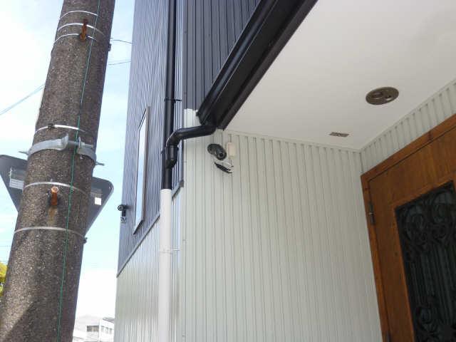 ヴィラ名古屋駅 2階 防犯カメラ