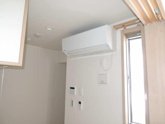 ラコルタ ブローン 1階 エアコン