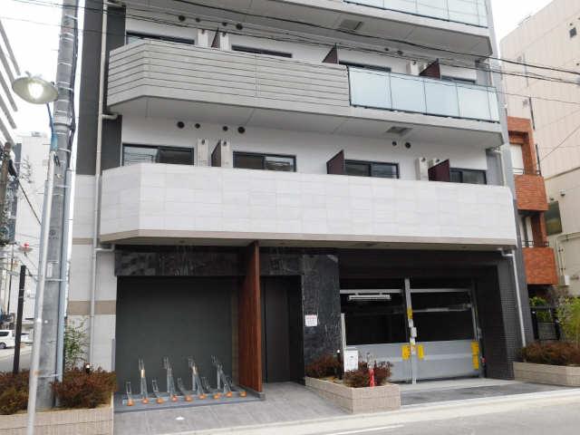 S-RESIDENCE名駅 4階 エントランス