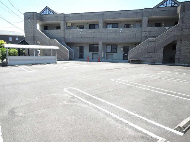 PRONITY HIRANOC 2階 駐車場