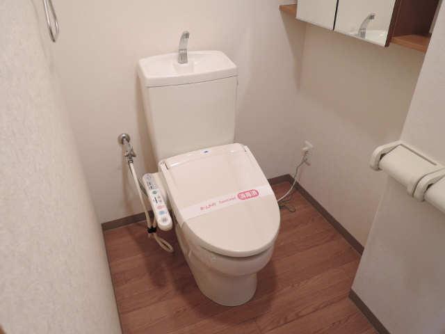 PRONITY HIRANOC 2階 WC