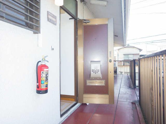 コスモハイツ白鳥 2階 玄関