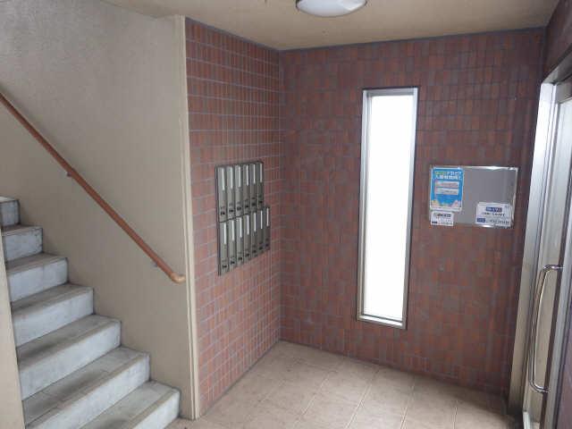 Chmp de joie 4階 ロビー