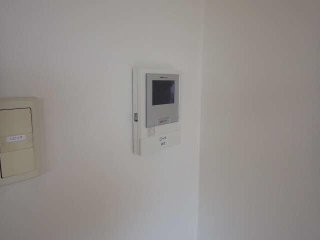 Chmp de joie 4階 モニター付インターホン