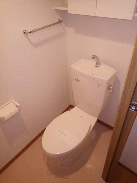 Chmp de joie 4階 WC