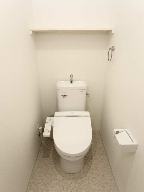 202号室トイレ