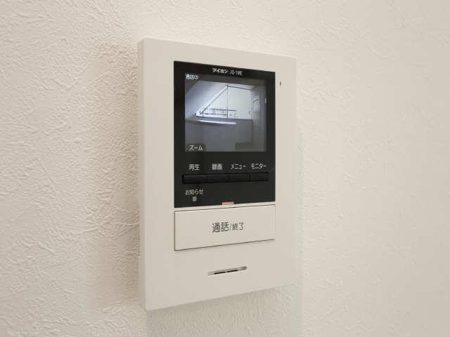 202号室モニター付インターホン