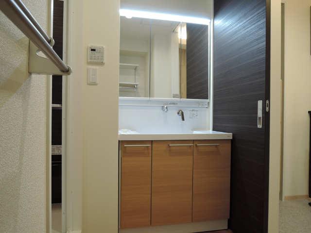 203号室洗面