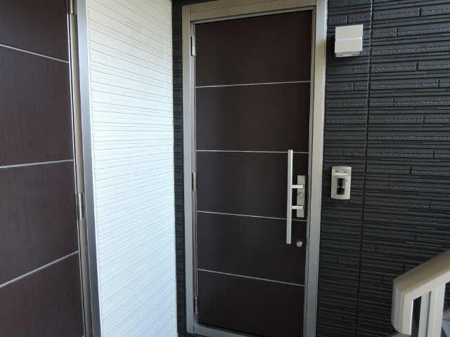 203号室玄関