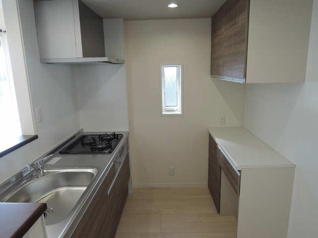 302号室キッチン