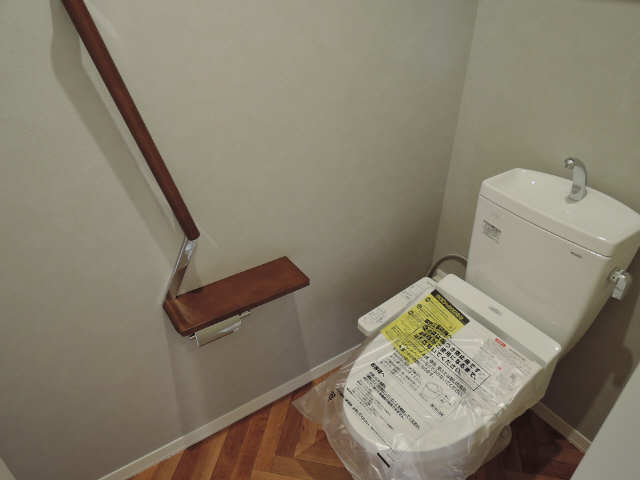 302号室トイレ