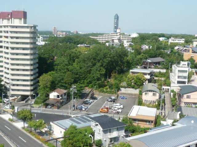 山手通シティハウス 1001号 東山タワーの眺望