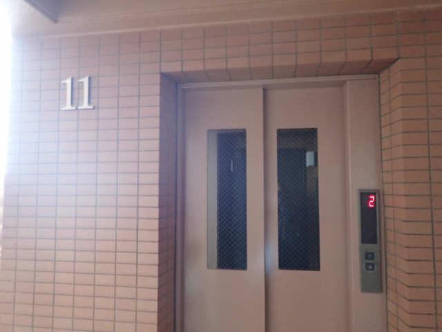 山手通シティハウス 1001号 エレベーター